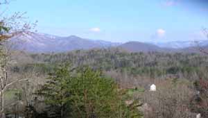 Smokey Mountain View Cabin Rental