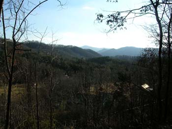 Mountain View Lot Cherokee NC